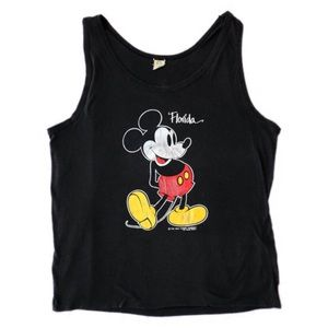 Vintage Mickey Mouse tank top
